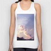 pills Tank Tops featuring PILLS by SuperPills