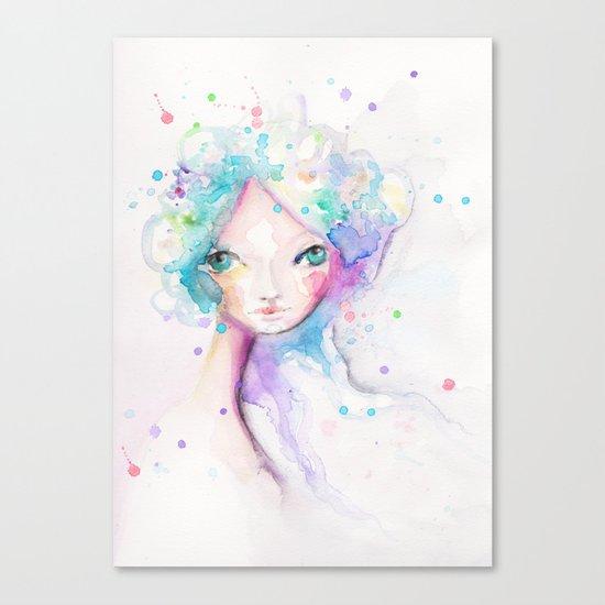 summer breeze Canvas Print