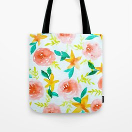 Tropical Daydreams Tote Bag
