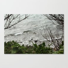 Village Canvas Print