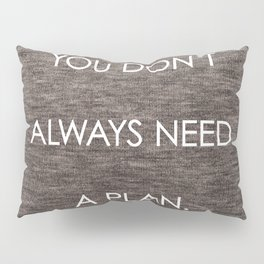 Plan Pillow Sham