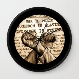Big Brother Insoc Wall Clock