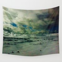 iceland Wall Tapestries featuring Iceland 1 by S. Miste