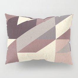 Retro Purple Pillow Sham