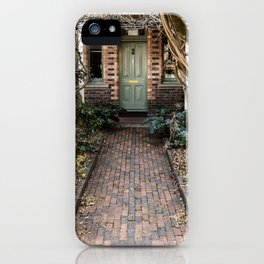 Old Door - Launceston iPhone Case