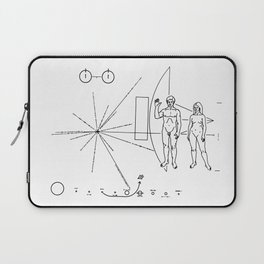 SETI Alien search by NASA Laptop Sleeve