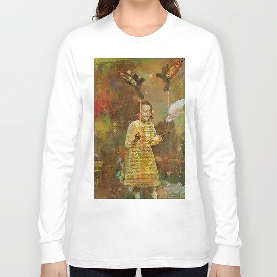 Let the birds go Long Sleeve T-shirt