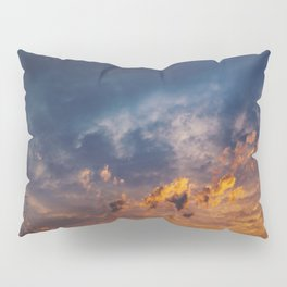 On Your Way Pillow Sham