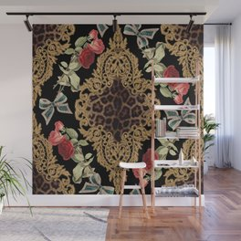 Lace Baroque Wall Mural