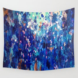 Abstract 89 Wall Tapestry