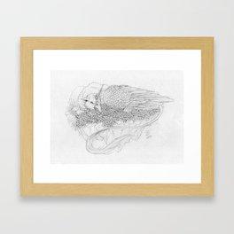 Nafarie Framed Art Print