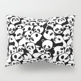 Oh Panda Pillow Sham