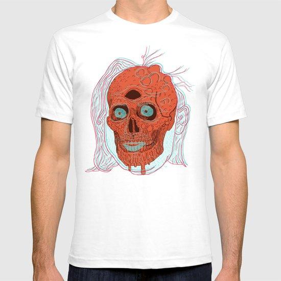 Anatomy of a Beetleman   T-shirt