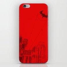 Gotham iPhone & iPod Skin