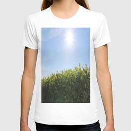 Summer Photos, Nature Photography, fine art gifts, Landscape Photo, sunshine photo T-shirt