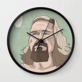 Lebowski Wall Clock