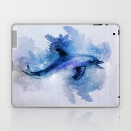 Dolphins Freedom Laptop & iPad Skin