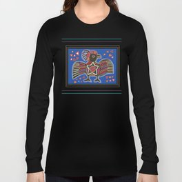 Panama Molas Long Sleeve T-shirt