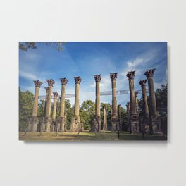 Windsor Ruins Metal Print