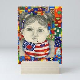 I Like Candy Mini Art Print