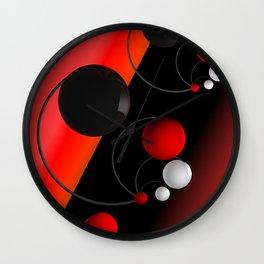 geometric still life -07- Wall Clock