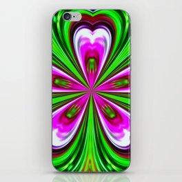 Abstract - Petals iPhone Skin