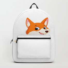 Wishing Fox Backpack