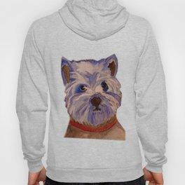 West highland terrier Westie dog love Hoody