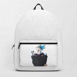 Wiggler Helm Backpack