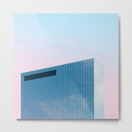 tower sky Metal Print