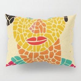 - la dame solaire - Pillow Sham