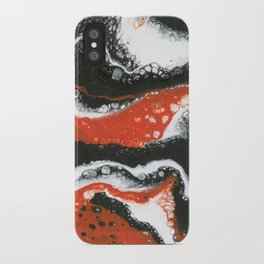 Fluidity II iPhone Case