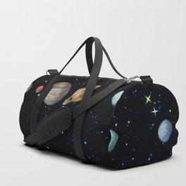 Planetary Solar System Duffle Bag