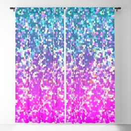 Glitter Graphic G231 Blackout Curtain