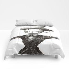 Mr. Turnip Head Comforters