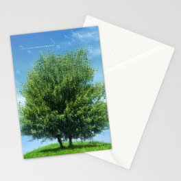 In Love One and One are One Stationery Cards