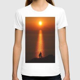 Walk The Path To The Sun T-shirt