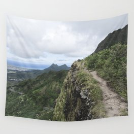 The Pali (2) Wall Tapestry