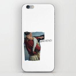 WARHEAD iPhone Skin