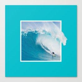 GRAPHIC SURF TRIP Canvas Print