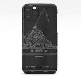 Marines Corps Memorial 2 iPhone Case