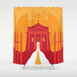 John Carpenter, Modern Master Series :: Prince of Darkness Shower Curtain