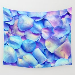 Soft Petals Wall Tapestry