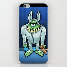 Monster No. 2 iPhone & iPod Skin