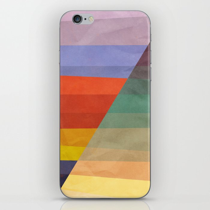 You Were Trying Too Hard iPhone Skin