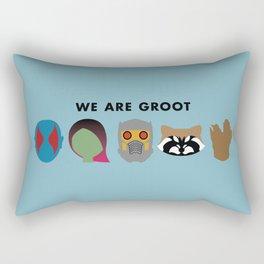 We Are Groot Rectangular Pillow