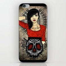 Trust No One. iPhone & iPod Skin