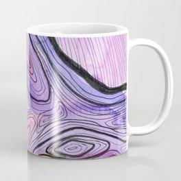 Amethyst Agate II Coffee Mug