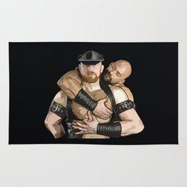 Leathermen Rug