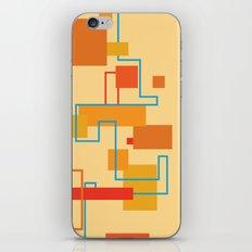 Rectangles iPhone & iPod Skin